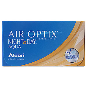 Kontaktlinsen: Air Optix Night & Day Aqua