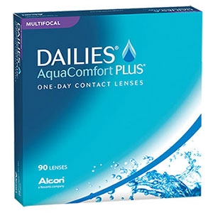 Kontaktlinsen: Dailies AquaComfort PLUS